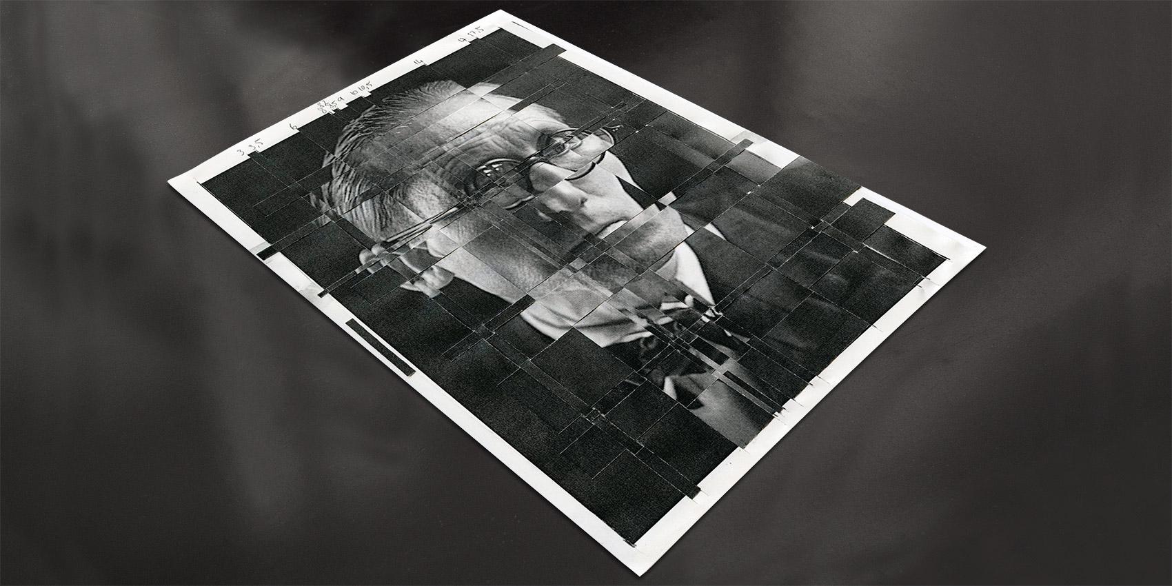 Le Corbusier - affiche F1 - B12communication, communication et graphisme