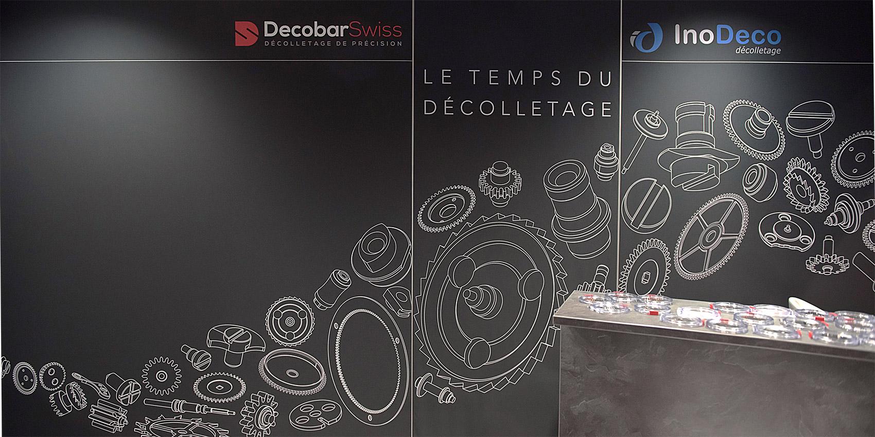 Decobar - façade - B12communication, communication et graphisme