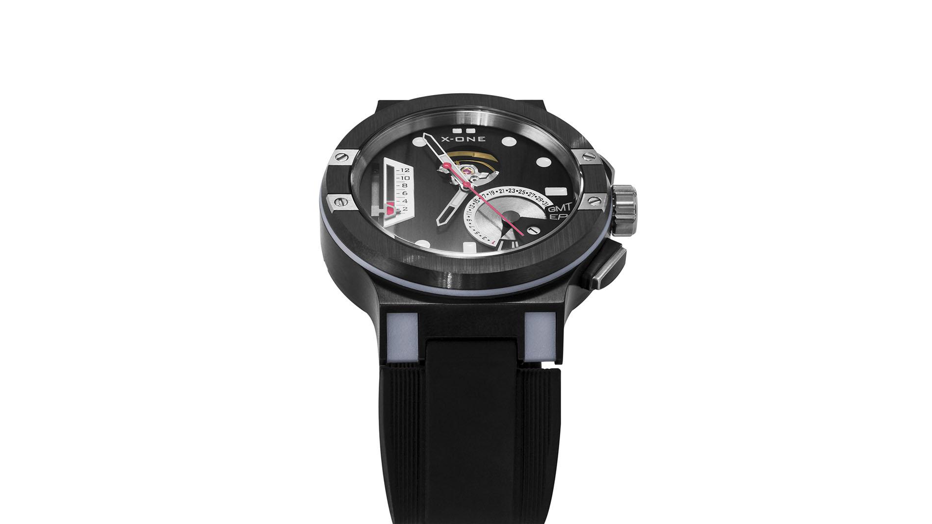 X-ONE - Photographie d'horlogerie - B12communication, communication et graphisme